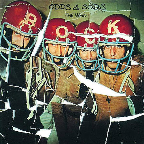 The Who Odds & Sods - vinyl LP