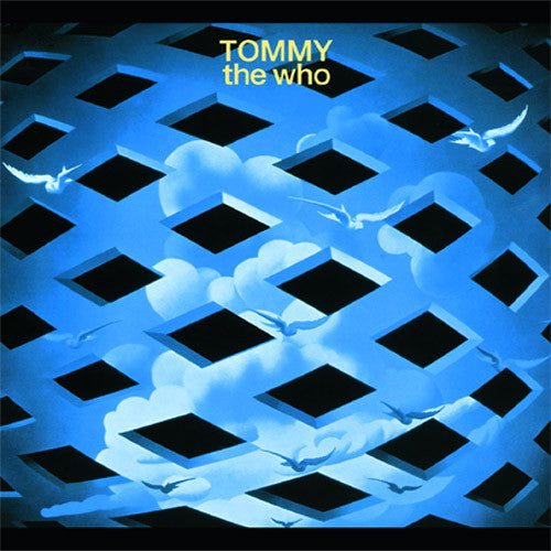 The Who Tommy - vinyl LP