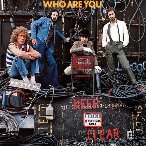 The Who Who Are You - vinyl LP