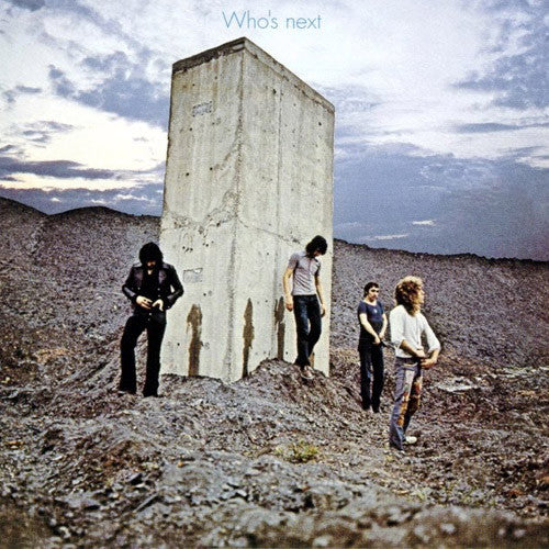 The Who Who's Next - vinyl LP