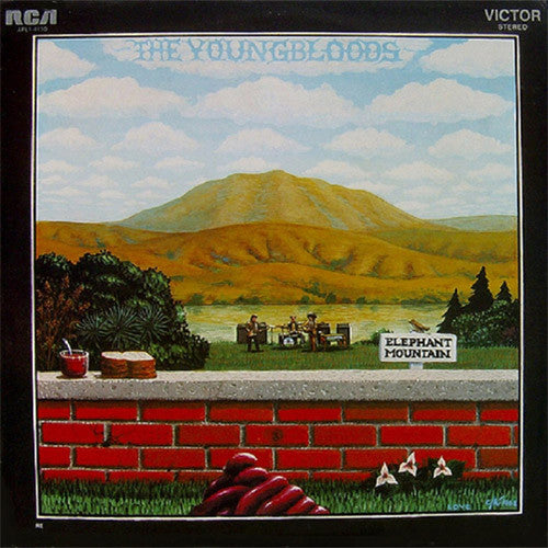The Youngbloods Elephant Mountain - vinyl LP