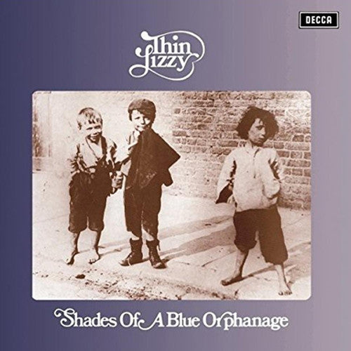 Thin Lizzy Shades of A Blue Orphanage - vinyl LP