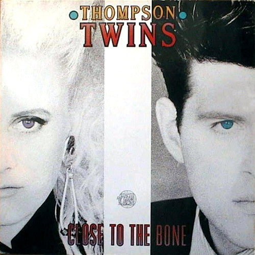 Thompson Twins Close To The Bone - cassette
