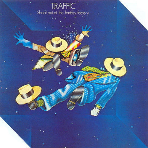 Traffic Shoot out at the Fantasy Factory - vinyl LP