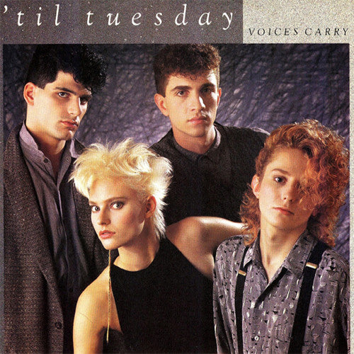 Til Tuesday Voices Carry - cassette