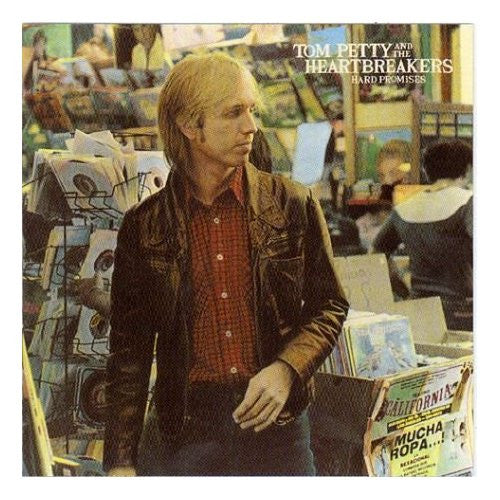 Tom Petty And The Heartbreakers Hard Promises - cassette