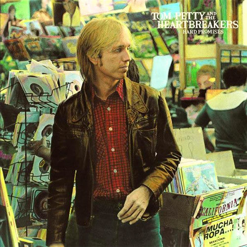 Tom Petty and The Heartbreakers Hard Promises - vinyl LP
