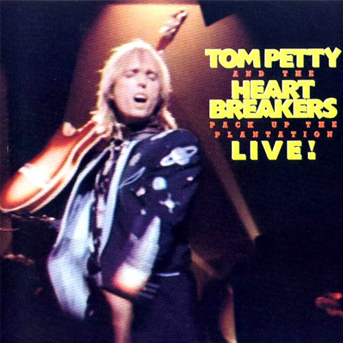 Tom Petty and The Heartbreakers Pack Up The Plantation Live! - vinyl LP