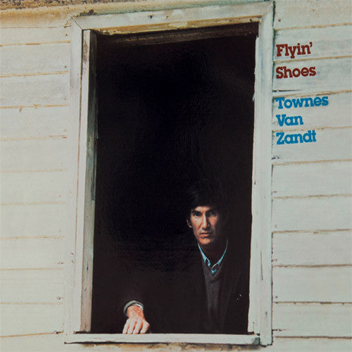 Townes Van Zandt Flyin' Shoes - vinyl LP