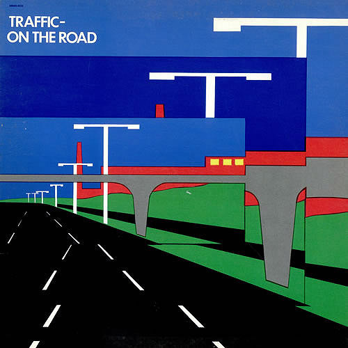 Traffic On The Road - vinyl LP