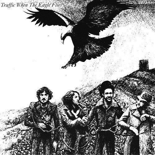 Traffic When The Eagle Flies - vinyl LP