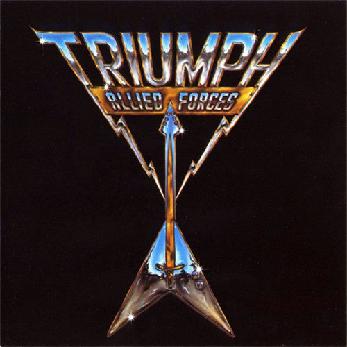 Triumph Allied Forces - vinyl LP
