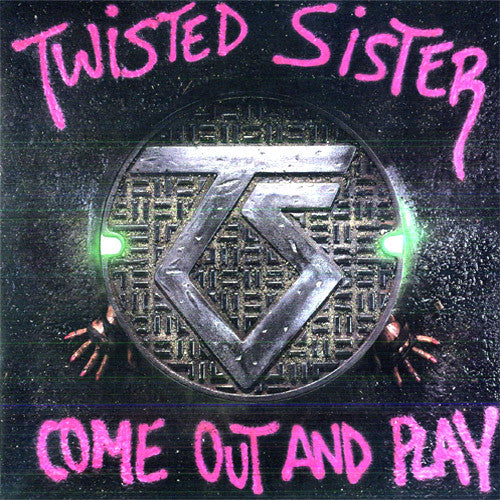 Twisted Sister Come Out And Play - vinyl LP