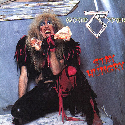 Twisted Sister Stay Hungry - vinyl LP