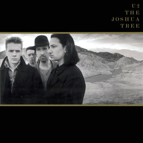 U2 The Joshua Tree - cassette