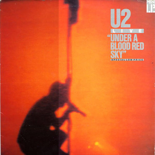 U2 Under A Blood Red Sky - vinyl LP