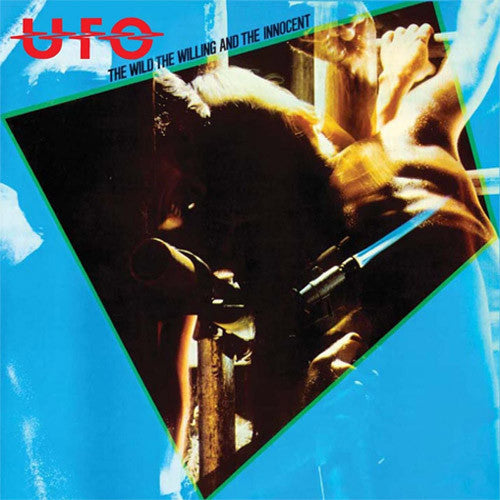 UFO The Wild The Willing And The Innocent - vinyl LP