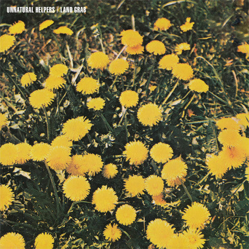 Unnatual Helpers Land Grab - vinyl LP