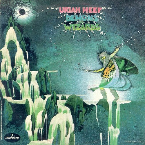 Uriah Heep Demons and Wizards - vinyl LP