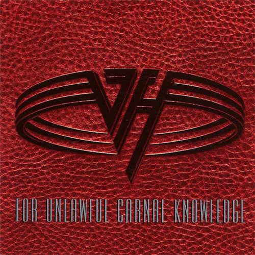 Van Halen For Unlawful Carnal Knowledge - cassette