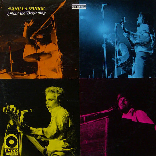 Vanilla Fudge Near The Beginning - vinyl LP