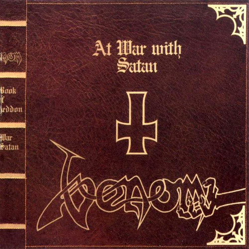 Venom At War With Satan - vinyl LP