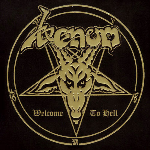 Venom Welcome To Hell - vinyl LP