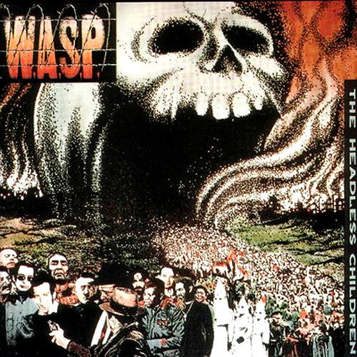 WASP The Headless Children - vinyl LP