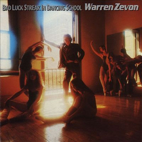 Warren Zevon Bad Luck Streak In Dancing School - vinyl LP