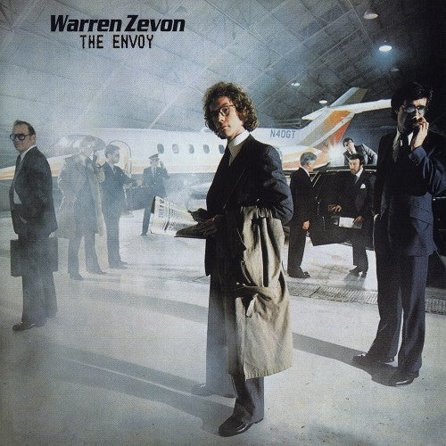 Warren Zevon The Envoy - vinyl LP