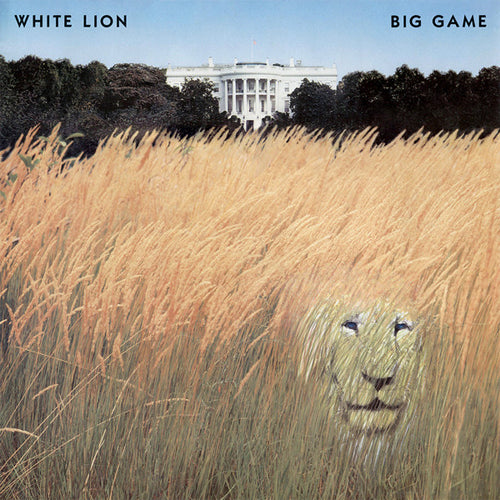 White Lion Big Game - vinyl LP