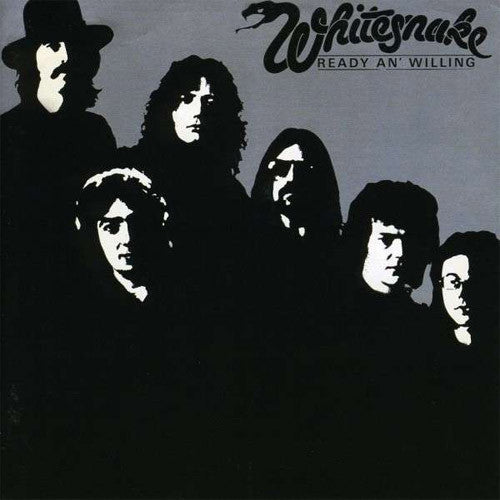 Whitesnake Ready An' Willing - vinyl LP
