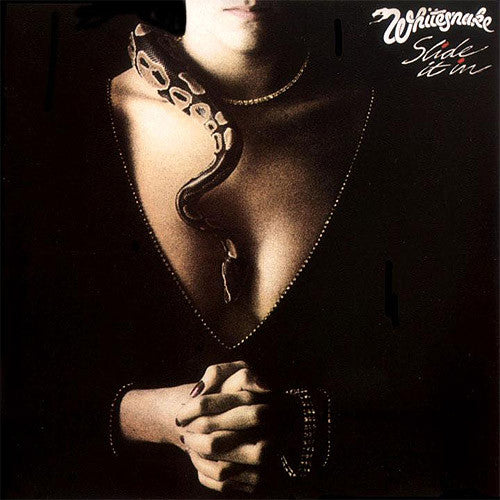 Whitesnake Slide It In - cassette
