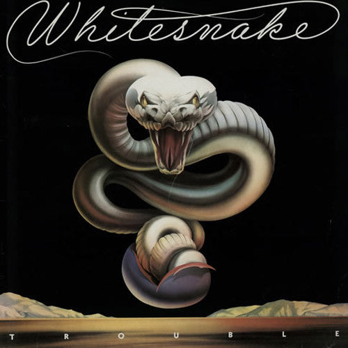 Whitesnake Trouble - vinyl LP