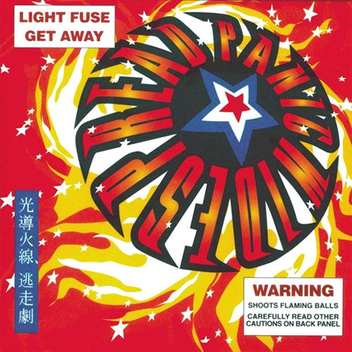 Widespread Panic Light Fuse Get Away - compact disc