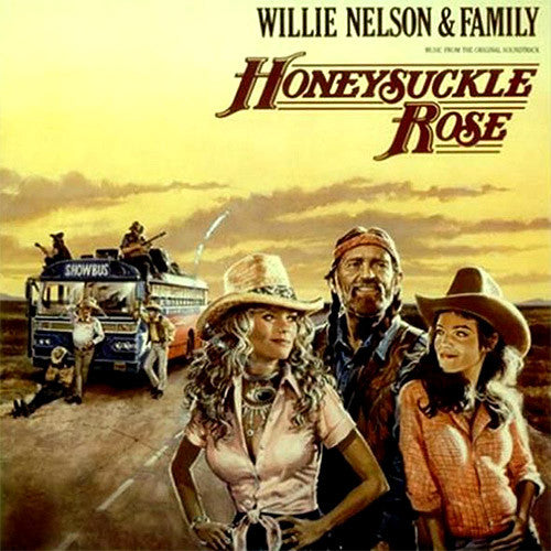 Willie Nelson & Family Honeysuckle Rose - vinyl LP