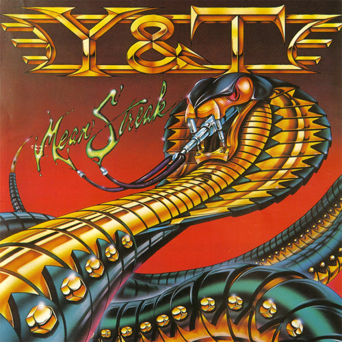 Y&T Mean Streak - vinyl LP