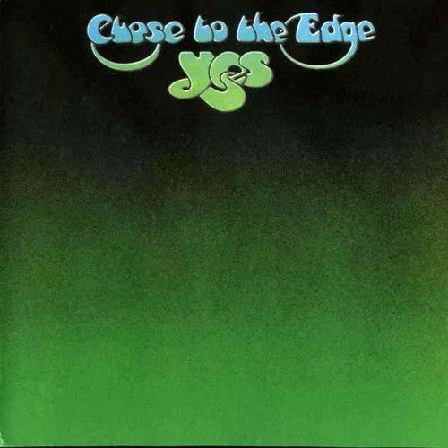 Yes Close To The Edge - vinyl LP
