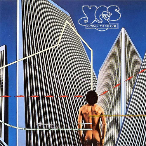 Yes Going For The One - vinyl LP