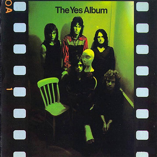 Yes The Yes Album - vinyl LP
