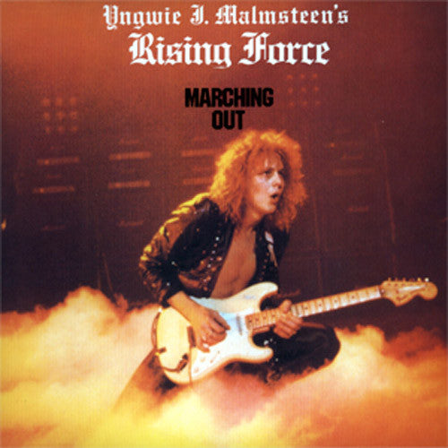 Yngwie Malmsteen's Rising Force Marching Out - vinyl LP