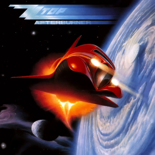 ZZ Top Afterburner - vinyl LP