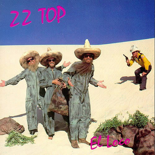 ZZ Top El Loco - vinyl LP
