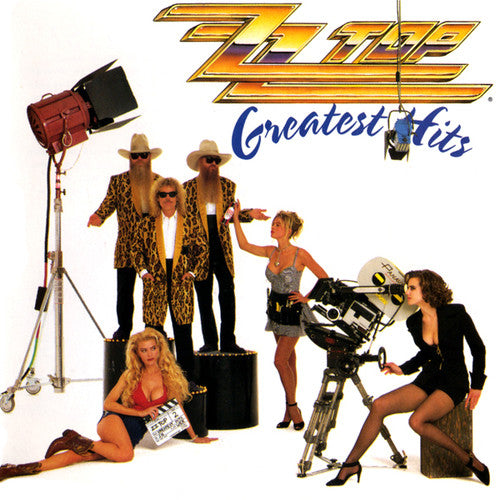 ZZ Top Greatest Hits - compact disc