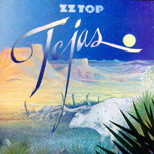 ZZ Top Tejas - vinyl LP