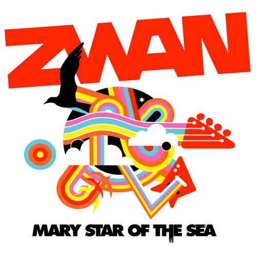 Zwan Mary Star of The Sea - compact disc