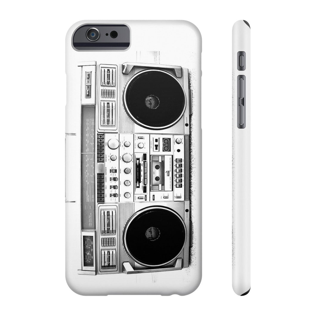 Slim Iphone 6/6s - Boom Box