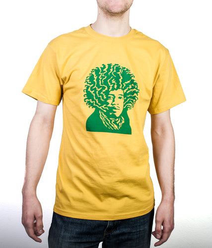 Native Son gold t-shirt