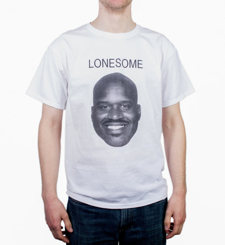 Lonesome Shack Shaq t-shirt