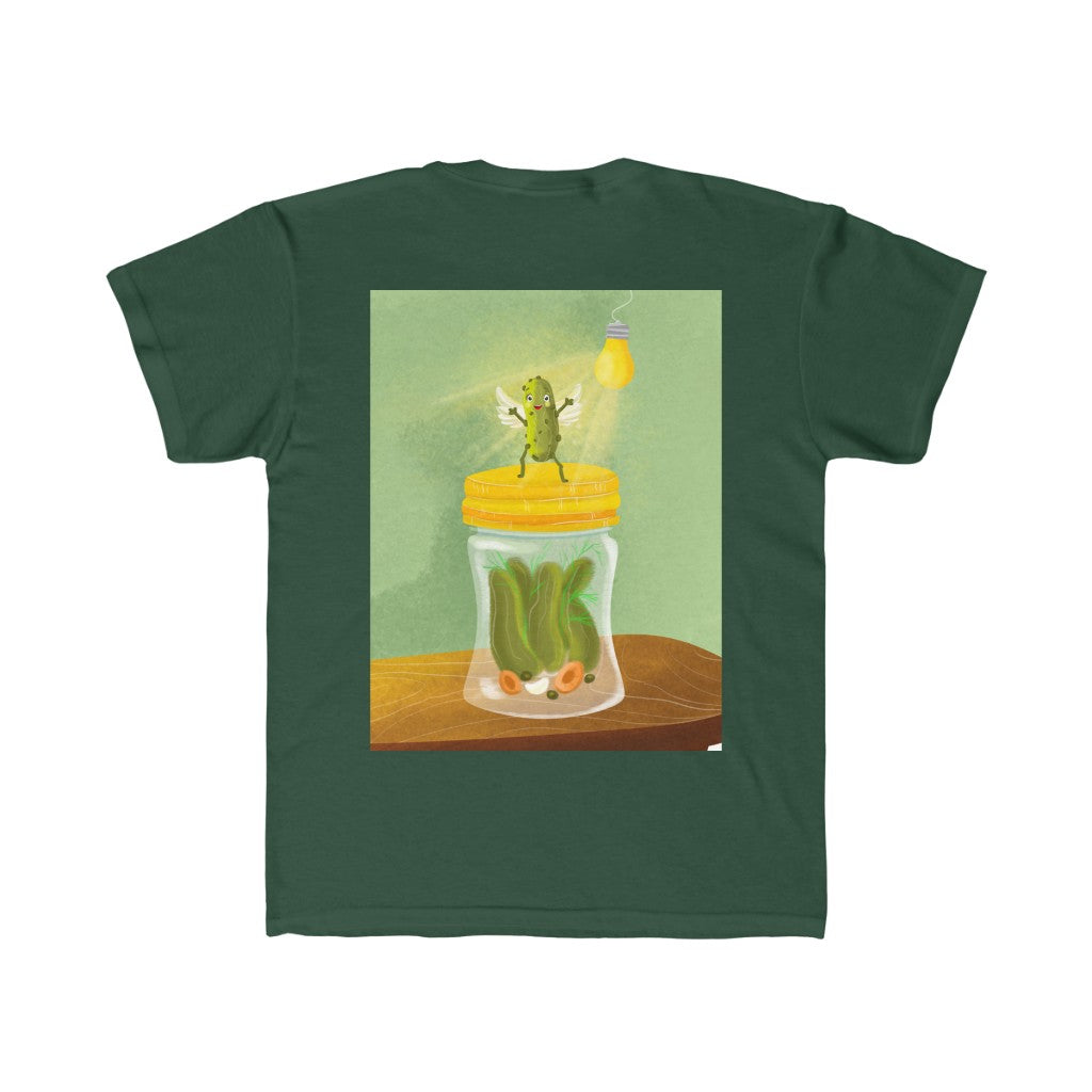 The Kid Tony The Pickle T-Shirt